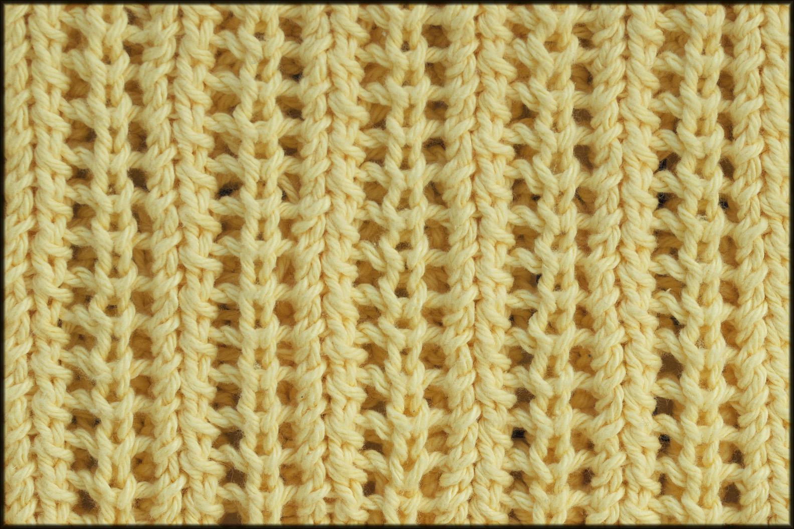 Basic Knitting Stitches Ssk : Wyndlestraw Designs: Market Bag Knit-along #6 - The Two-Row SSK