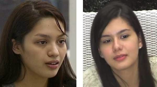 Jane Oineza and Vickie Rushton