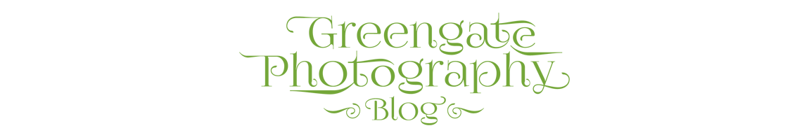 Greengate Photography Blog