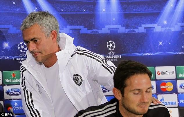 Jose Mourinho Terpancing Emosi Saat Jumpa Pers di Rumania