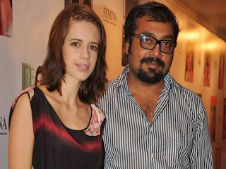 Anurag Kashyap and wife Kalki separate