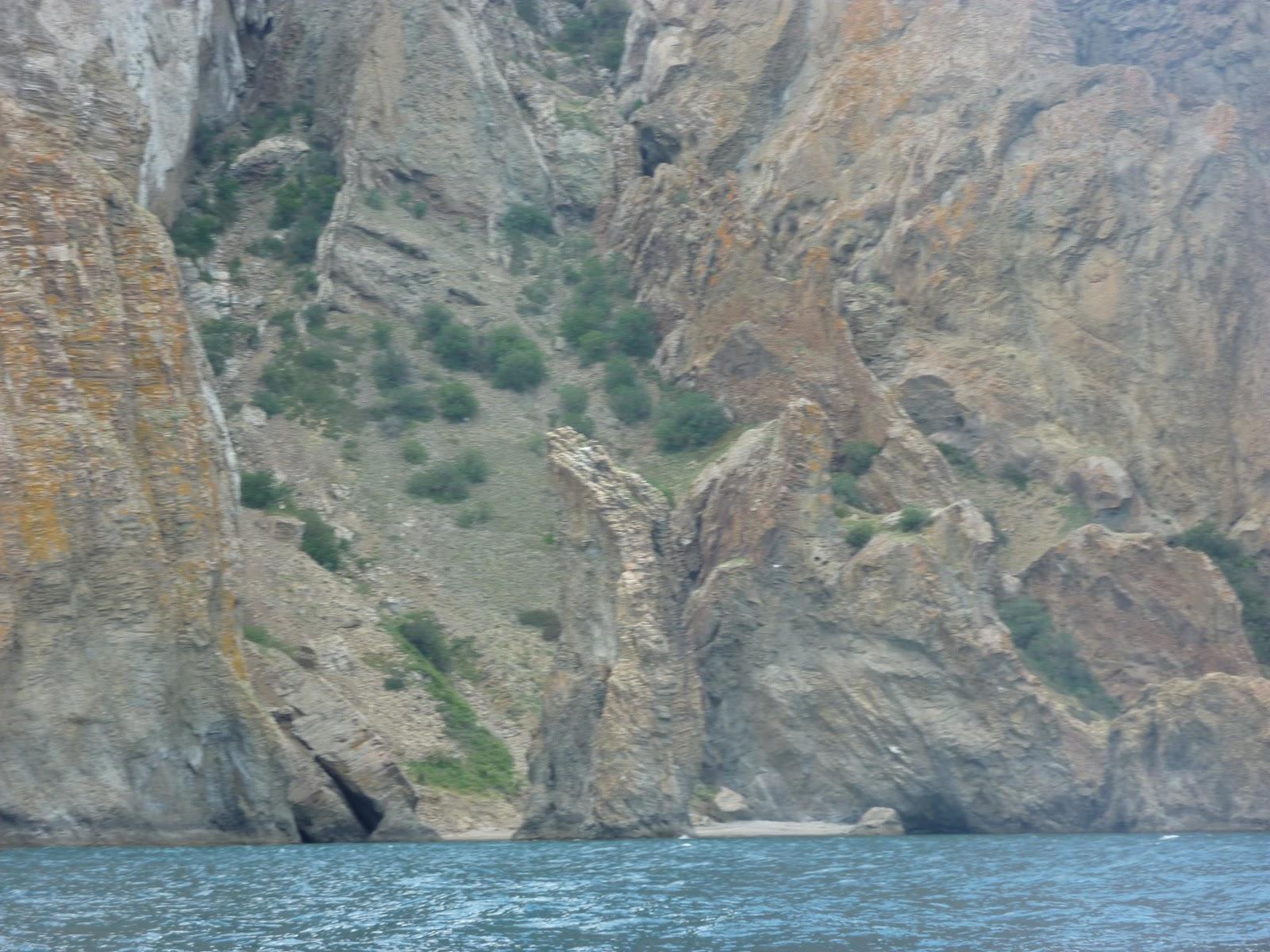 Карадаг Крым Коктебель