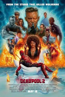 Deadpool 2 (2018)  (English) HDCam | 720p | 480p