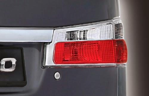 Daihatsu Luxio Sign