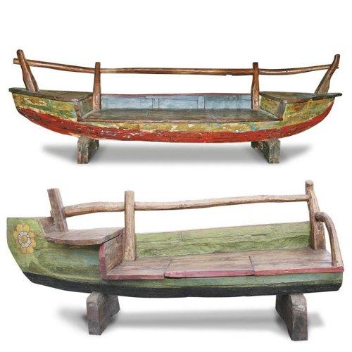 Boat Wood Furniture Furniture Design Ideas