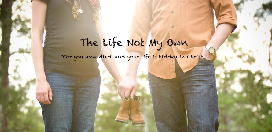 The Life Not My Own