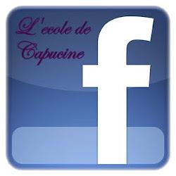 L'école de Capucine sur Facebook