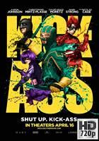 Kick-Ass (2010) BRrip 720p Latino-Ingles