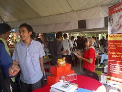 Aktiviti Booth 20 & 21 April 2011