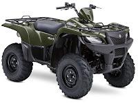 2013 Suzuki KingQuad 500AXi Power Steering ATV pictures 2