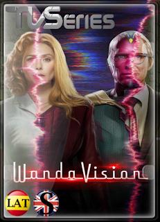 WandaVision (Temporada 1) WEB-DL 1080P LATINO/INGLES