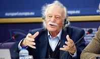 Ο Μανώλης Γλέζος στο Ευρωκοινοβούλιο