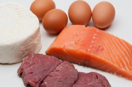 Makanan Sumber Protein Tinggi
