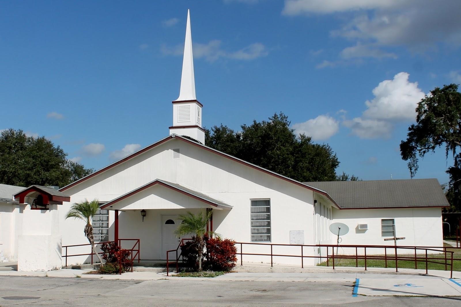 Iglesia en Reservation Rd