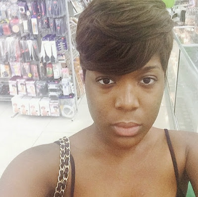 Moet Abebe Without Make-up Photo