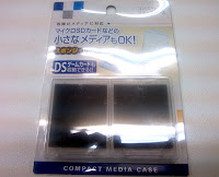 SDカードを入れるケースの写真