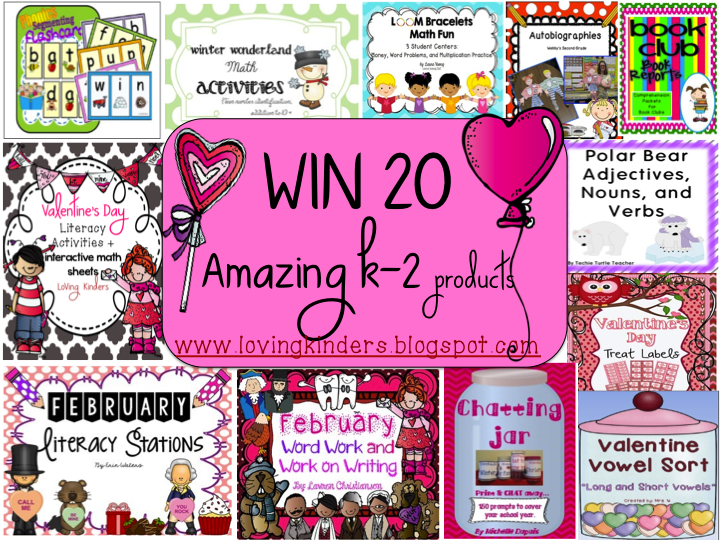 http://lovingkinders.blogspot.com/2014/01/100-follower-giveaway.html