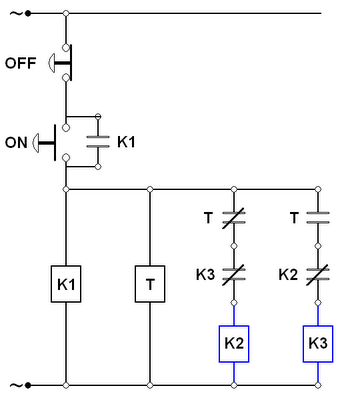 Wiring Diagram For Three Phase Motor likewise Logic Circuit Schematics further Circuit Diagram Of Star Delta Starter With Timer as well Various Methods Of Starting Of also Index. on wiring diagram of star delta starter
