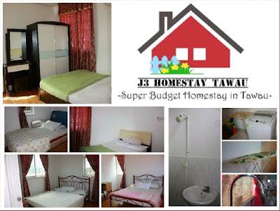 The best budget homestay in Tawau
