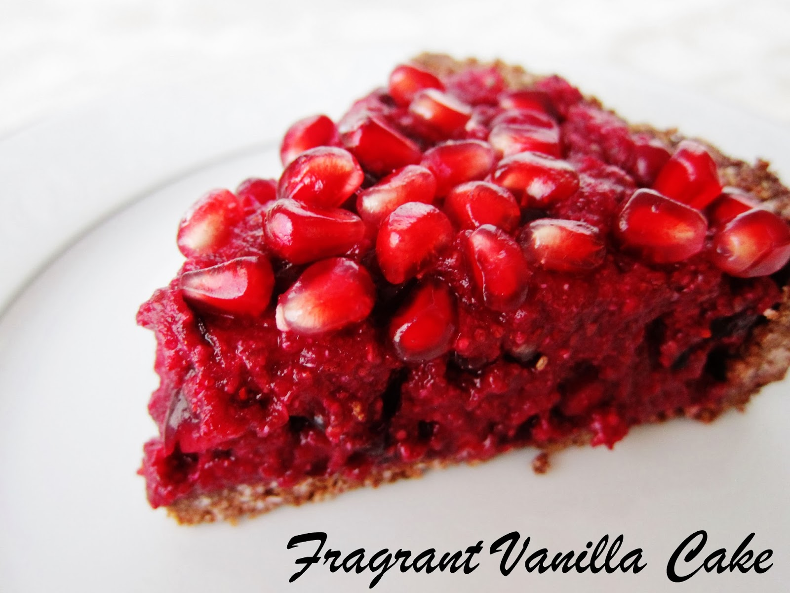 Fragrant Vanilla Cake: Top 20 Holiday Desserts 2013