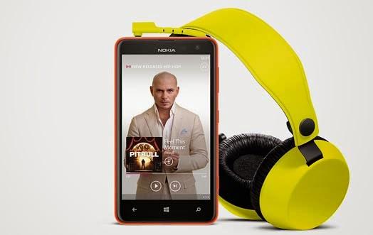 HP Android Kamera 5 MP dan Video Full HD