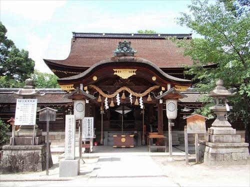 藤森神社(ふじのもりじんじゃ)
