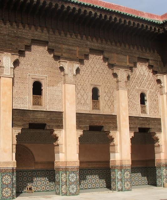 appartamenti Madrasa di Ali ben Youssef