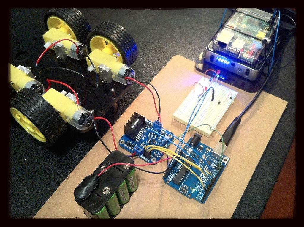Arduino h bridge Imazi - imajjinet