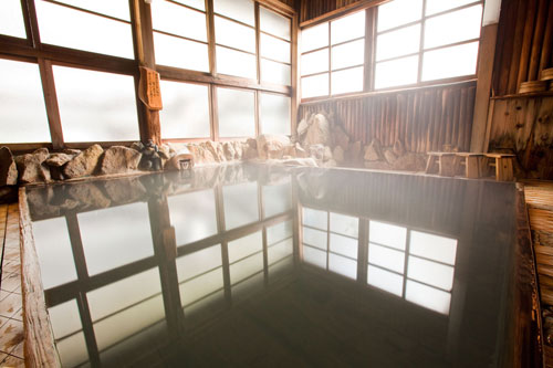 Onsen in Kumano
