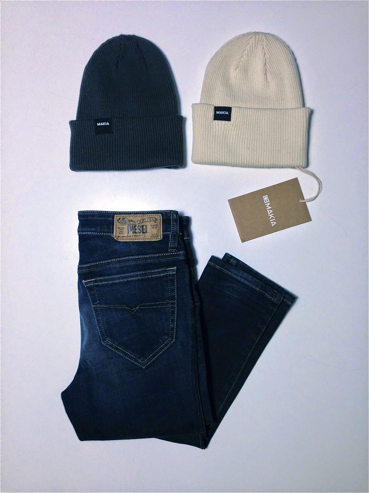 Makia, Diesel Jeans
