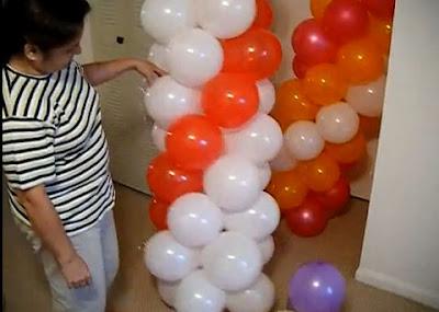 baloes, arco com balões, arco balão, festas infantis,   festas, como fazer balões, decoração balão, arco para baloes, baloes em arco, decorações com balões, balões para festas, decoração balões, decoração com balão, decoração com bexigas, decoração em balões, ,passo a passo, pap, vídeo