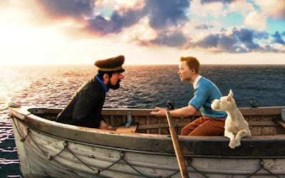 Review Film The Adventures of Tintin: The Secret of the Unicorn