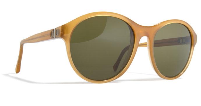 Get around, round, round: Mykita eyewear 2012: Cecile