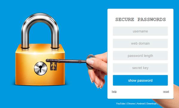 Secure Passwords-contraseña segura-generar gontraseñas-bcrypt