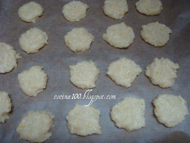 Печенье Альмендрадос