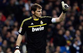 Casillas completó 600 Partidos con el Real Madrid