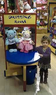 build-a-bear, www.emmysmummy.com, make your own bear, build-a-bear costumes, build-a-bear outfits