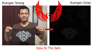 glow in the dark-sekolah sablon