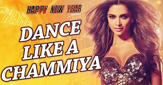 Dance Like a Chammiya (Happy New Year) HD Mp4 Video Song