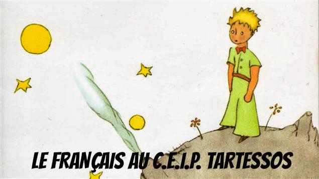 Le français au CEIP Tartessos