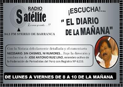 94.3 FM STEREO DE BARRANCA