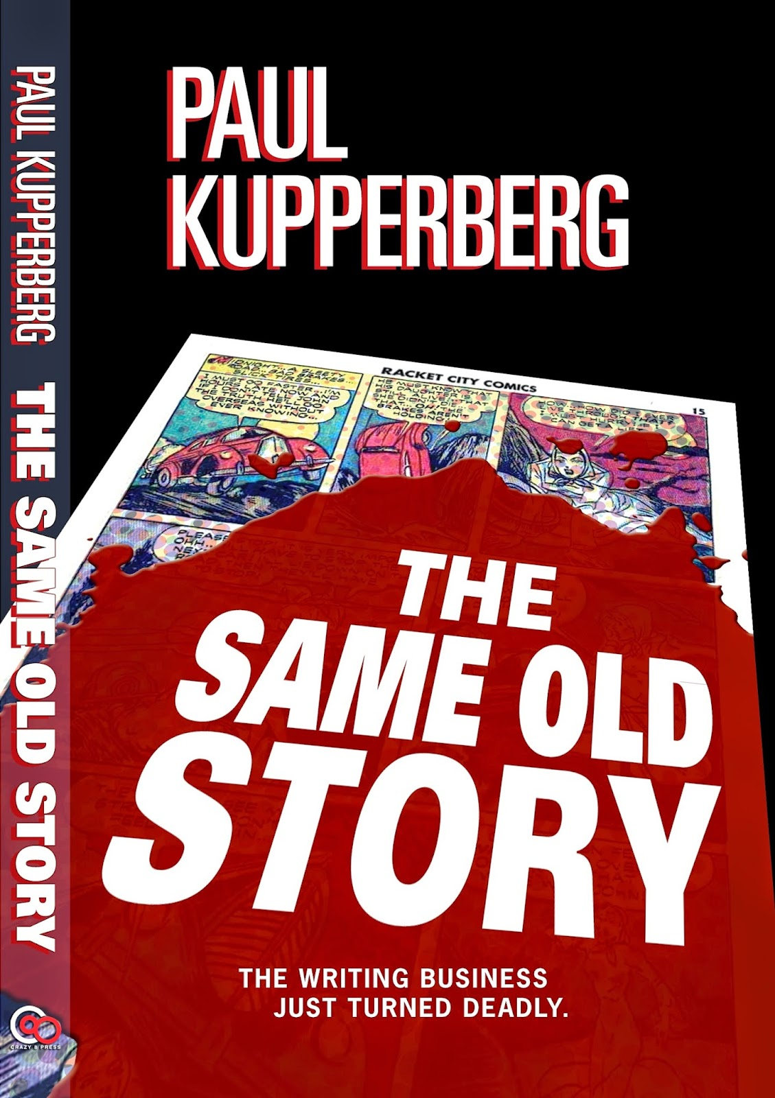 http://www.crazy8press.com/our-books/the-same-old-story/