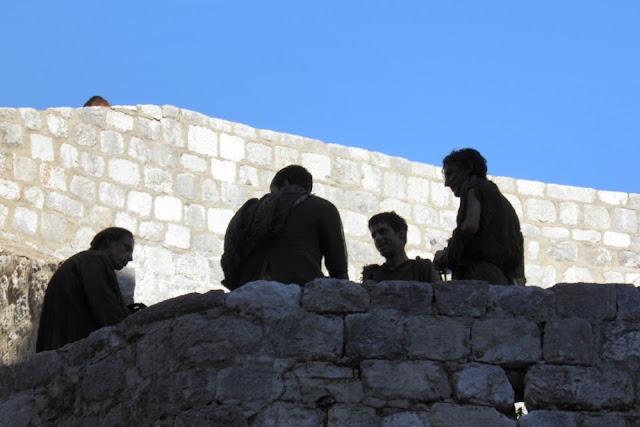 juego de tronos rodaje cuarta temporada Dubrovnik 2 - Juego de Tronos en los siete reinos