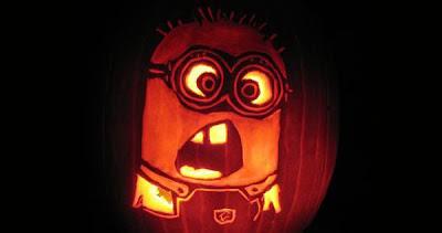 imagenes minions halloween 19