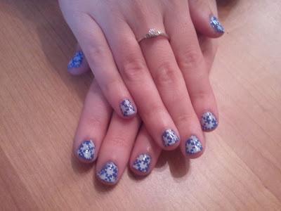 puzzle manicure