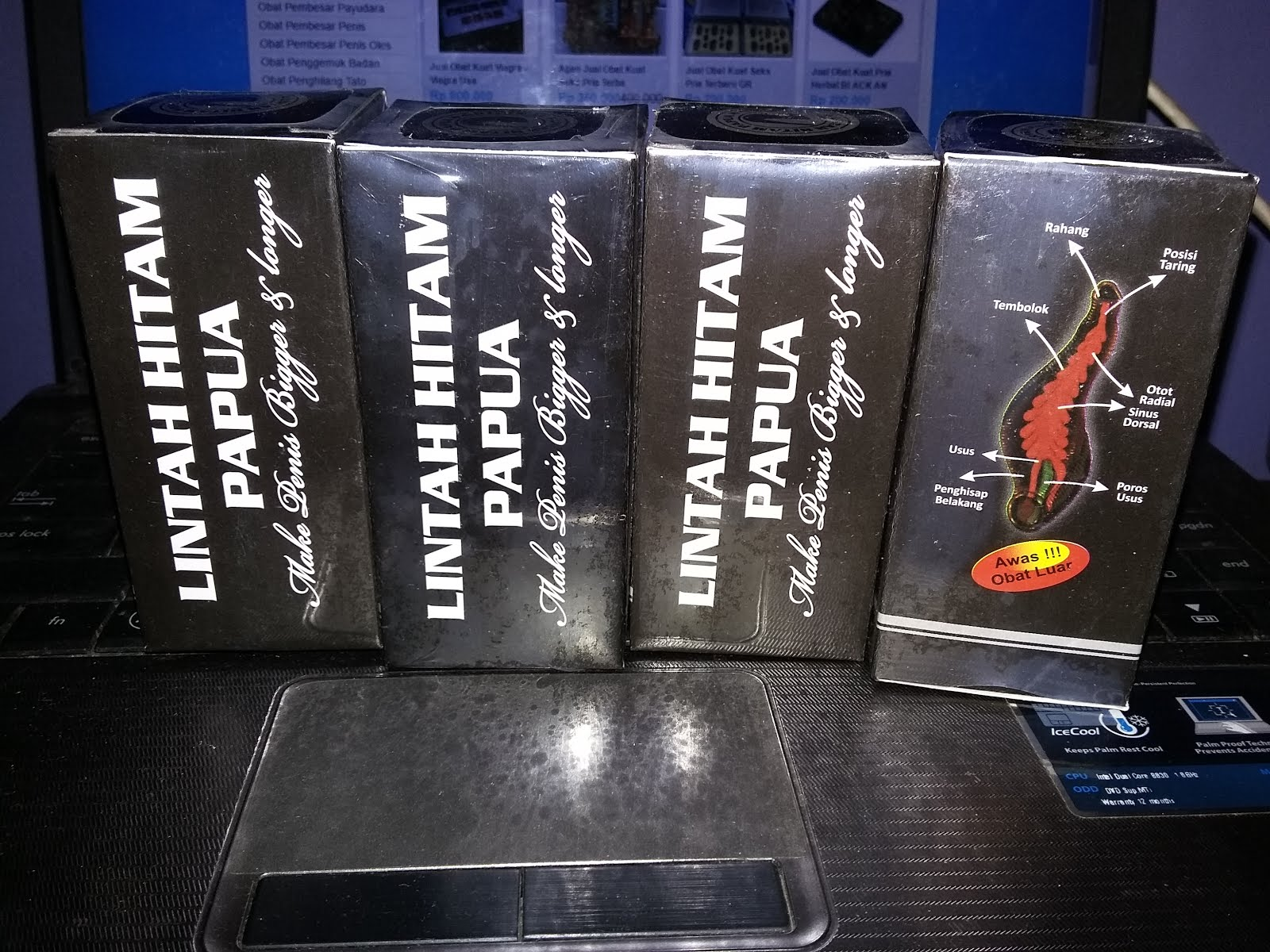 titan gel 082135222799 jual minyak lintah papua shop