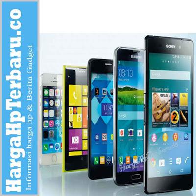 Lima Smartphone Terbaik di 2015