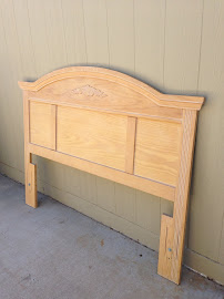 Full/Queen Headboard (SOLD)