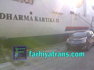 pengiriman kendaraan kapal roro