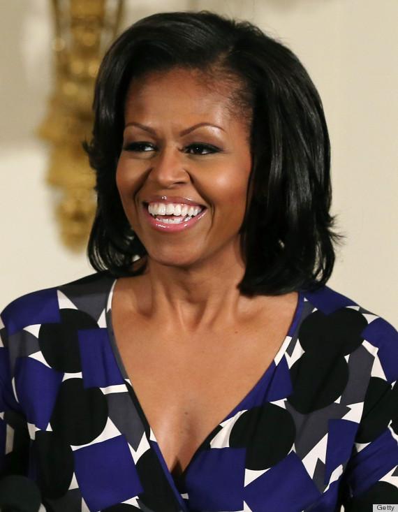 Imagenes de Michelle Obama